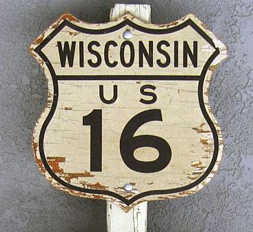 highway 16 5 wisconsin